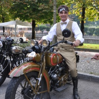 Eleganza su due ruote San Pellegrino 04-09-2016