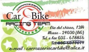 car bike picccolo